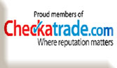 Checkatrade Logo │ Locksmith Bournemouth │ Goldi-Locksmith